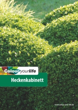 Colour your life - Heckenkabinett